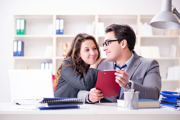 Dating A Boss